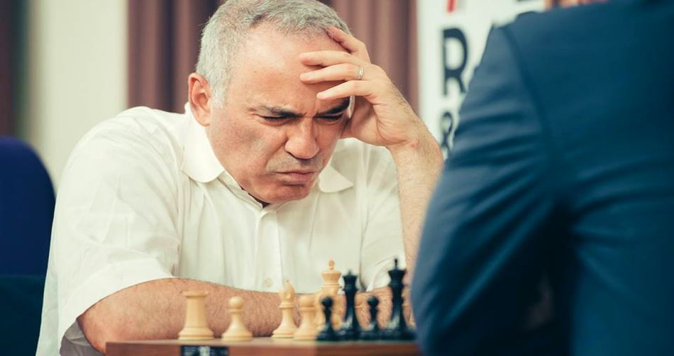 Chess Legend Garry Kasparov Represents Croatia at Comeback Tournament in America