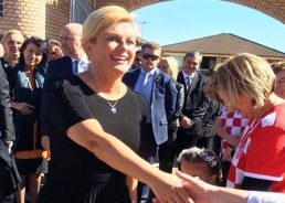 [PHOTOS] Croatian President Meets Sydney's Croatian Community