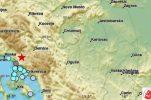 Earthquake Measuring 4.1 Strikes Near Rijeka