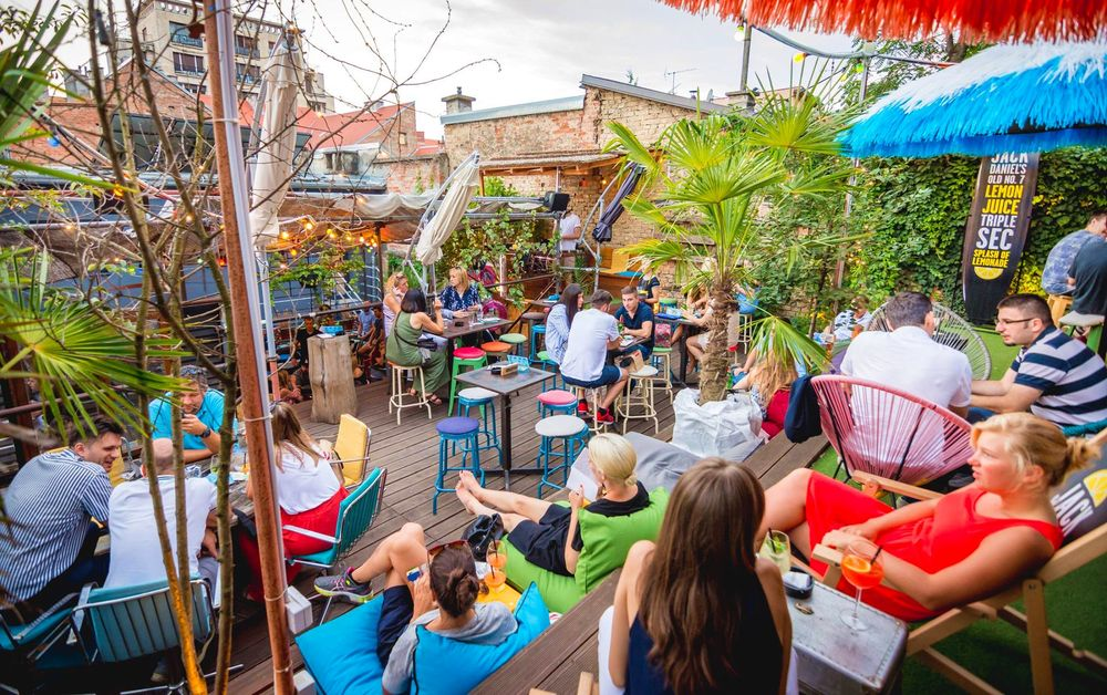 Best Terraces to Enjoy Late Summer Days in Zagreb