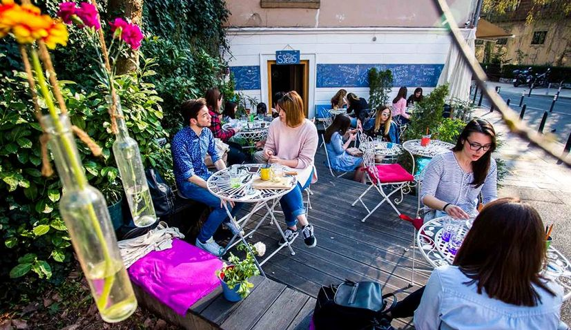Best Terraces to Enjoy Warm Zagreb Days