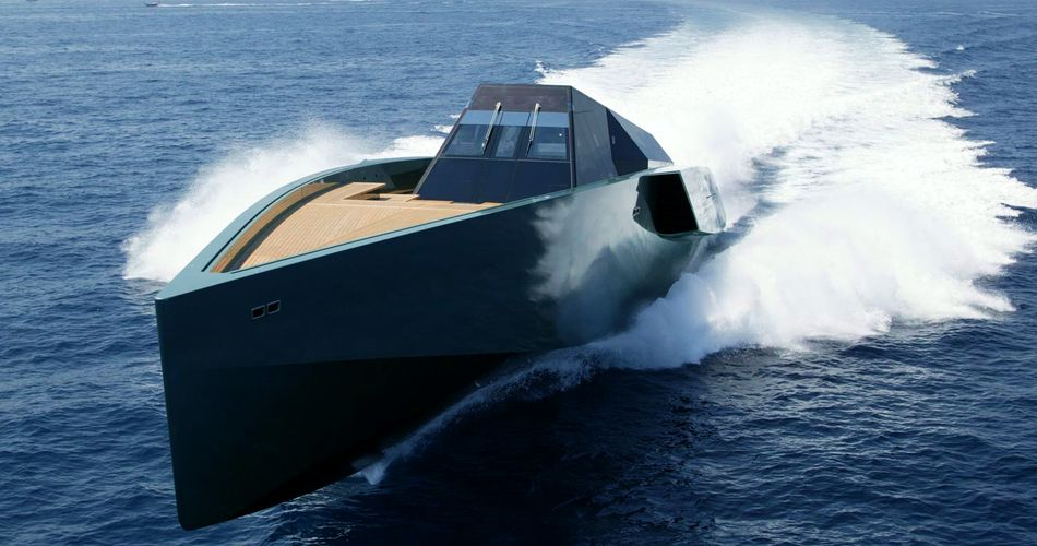 [PHOTOS] One of the World's Fastest Yachts Spotted in Croatia