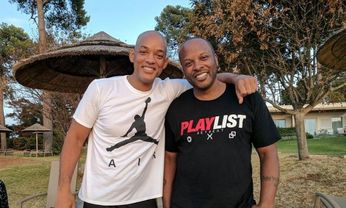 [VIDEO] Will Smith & DJ Jazzy Jeff Entertain Fans in Croatia