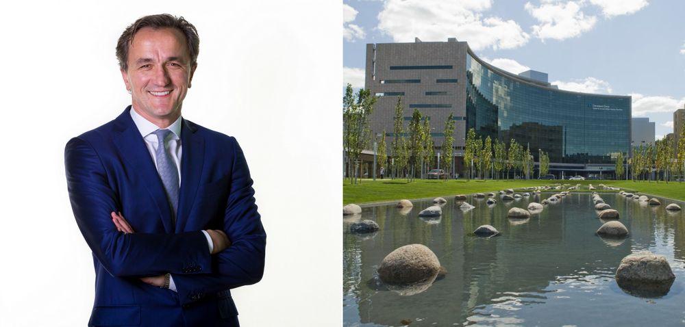 Croatian Doctor Tomislav Mihaljevic Named CEO & President of
