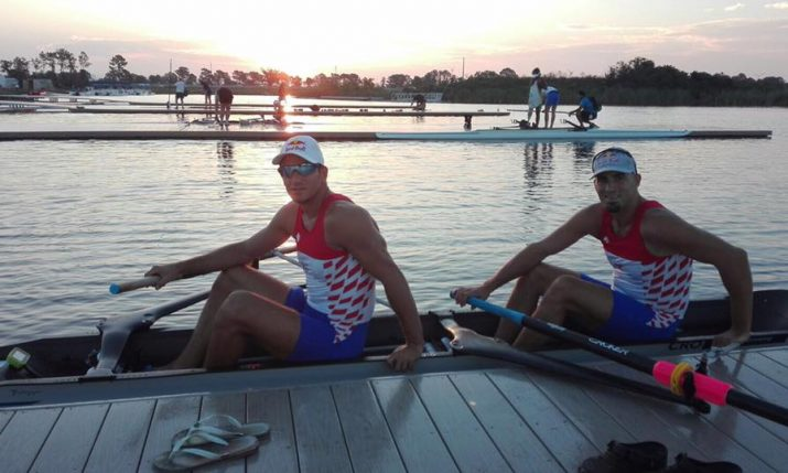 Croatia's Sinkovic Brothers Claim Silver at World Champs in New Event