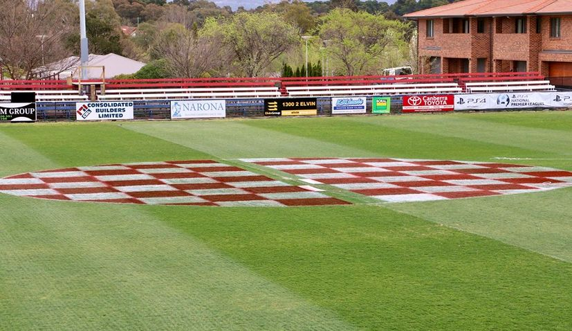 43rd Australian & New Zealand Croatian Soccer Tournament Opens in Canberra