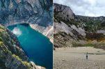 [PHOTO] Blue Lake in Imotski Dries Up