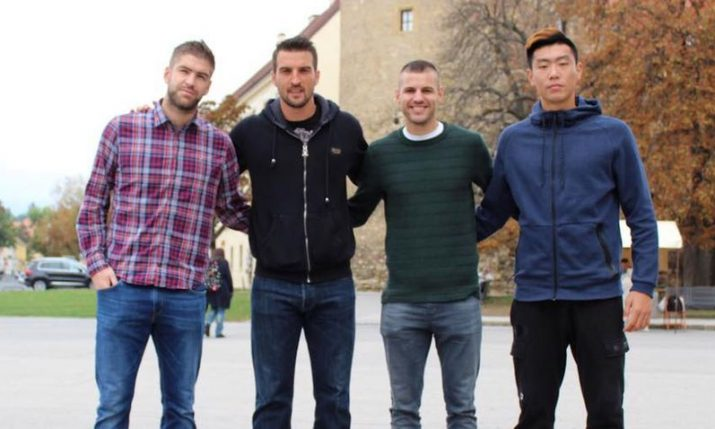 First Chinese Football Player in History in the Croatian First Division
