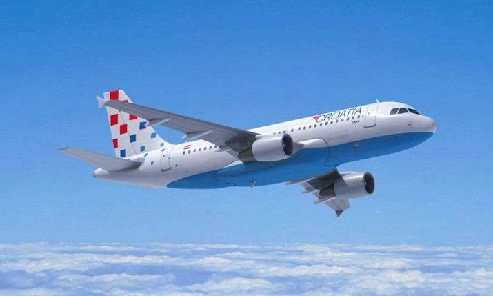 Croatia Airlines offering 30% off all international & domestic flights