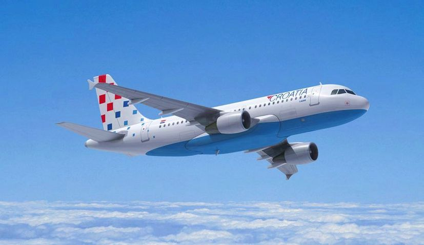 Croatia Airlines to Boost Winter Schedule