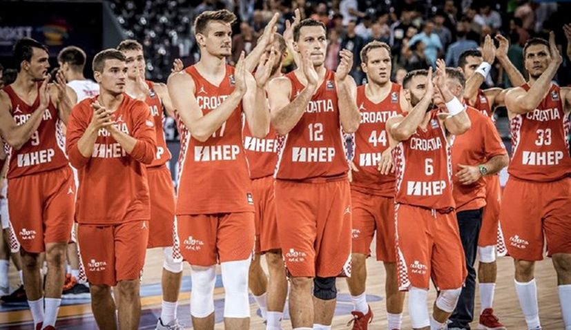 Croatia Move into TOP 10 World Basketball Rankings