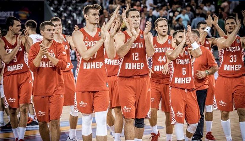 Croatia Move into TOP 10 World Basketball Rankings