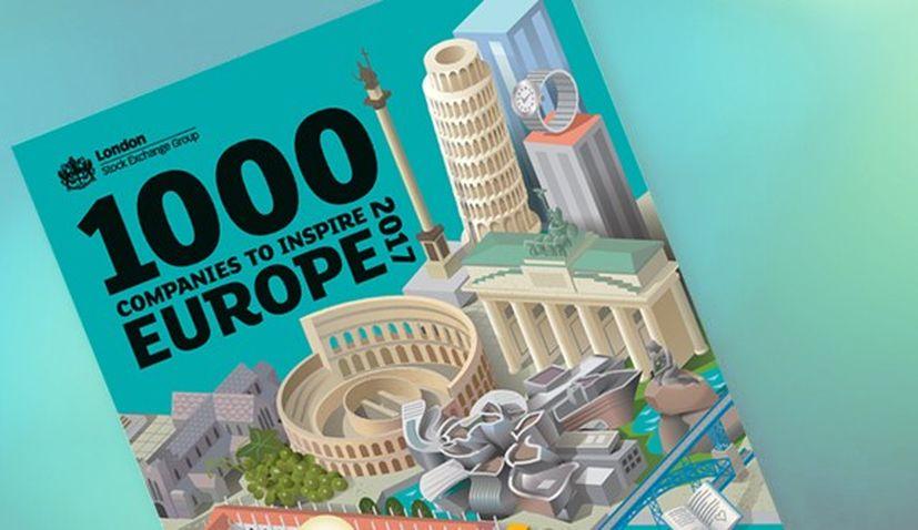 5 Croatian Companies Make '1000 Companies to Inspire Europe' Report