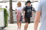 [PHOTO] Actress Julia Roberts Relaxing in Split