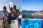 Mamma Mia 2 Stars Enjoying the Croatian Island of Vis