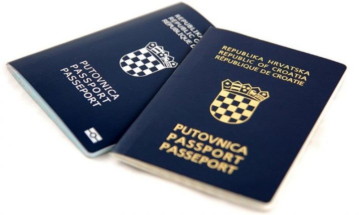 Online Croatian Passport Applications Available from 1 January 2018