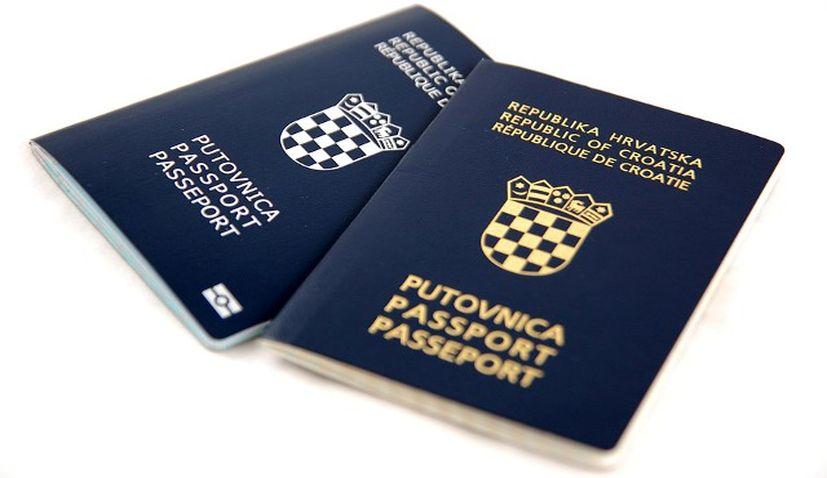 Croatian Passport Applications to Go Online