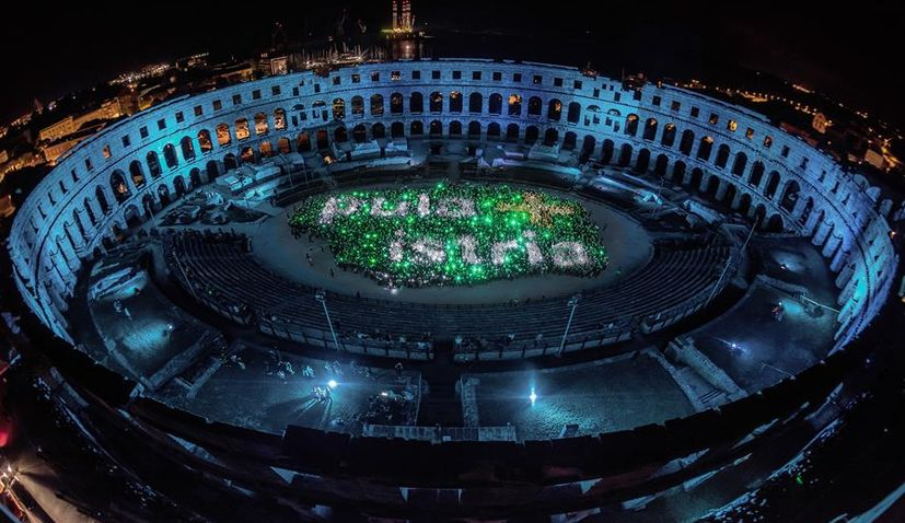 Largest Croatian Festival of Light – Visualia Set to Light Up Pula