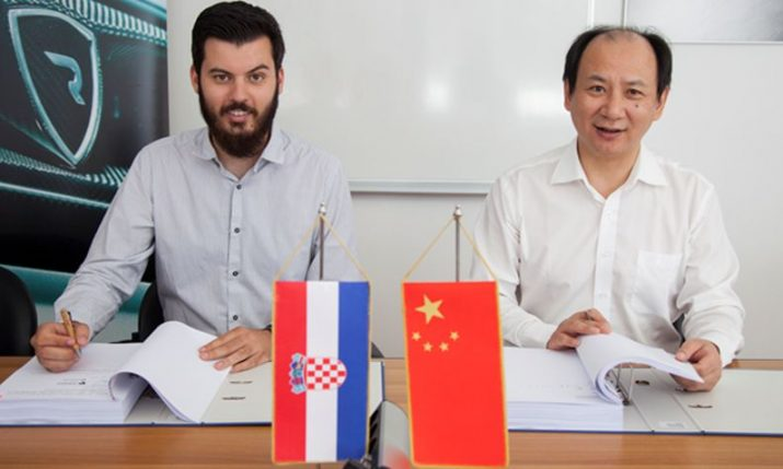 Asia's Largest Battery Manufacturer Invests €30 Million in Croatia's Rimac Automobili