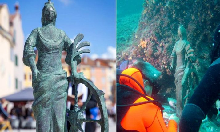 New Tourist Attraction in Rovinj Honours its Patron Saint Euphemia