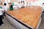 World's Longest Sarma Cooked in Varaždin