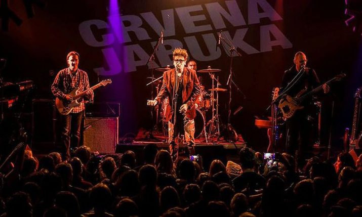 Crvena Jabuka to Tour US & Canada in October