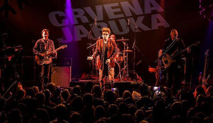 Crvena Jabuka brings spring to London