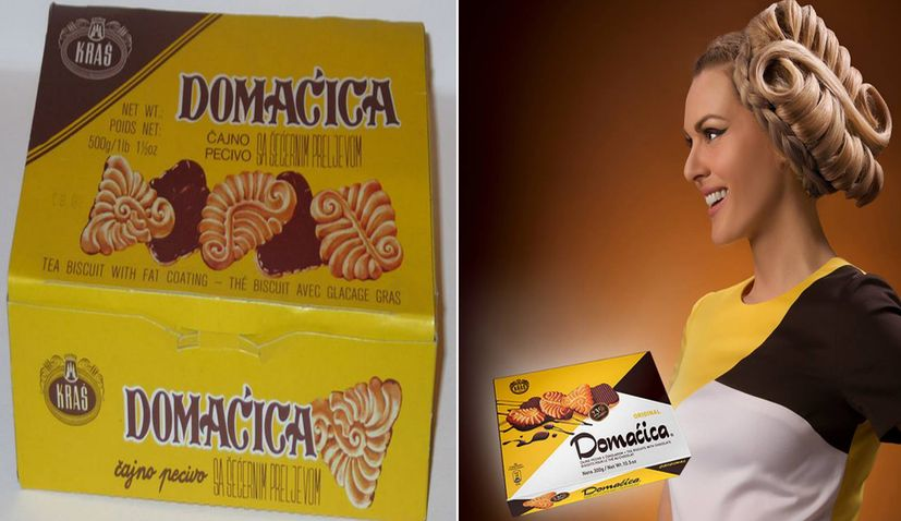 Iconic Croatian Domaćica Biscuits Celebrating 60th Birthday