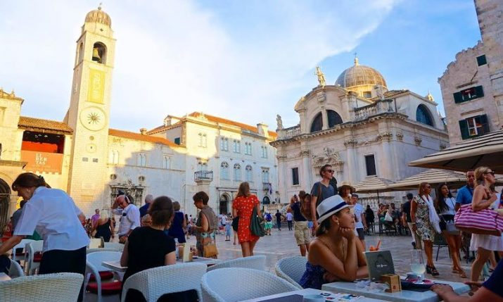 15 Million Tourists Visit Croatia in 2017