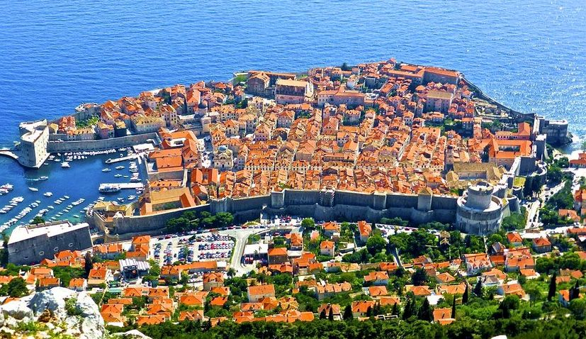 Dubrovnik City Walls Welcome 1,000,000th Visitor