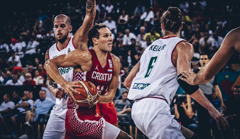 EuroBasket 2017: Croatia Beat Romania