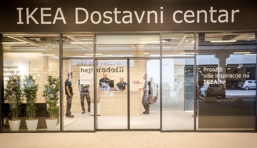 IKEA Opens Today in Split