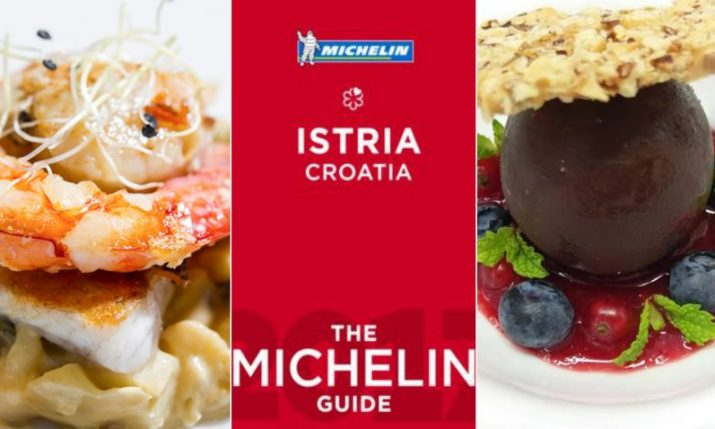 The Michelin Guide Release Istria Edition
