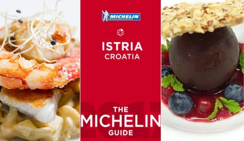 The Michelin Guide Release Istria Edition