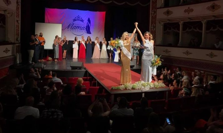 [PHOTO] Miss 'Mama' Croatia 2017 Selected at Pageant in Šibenik