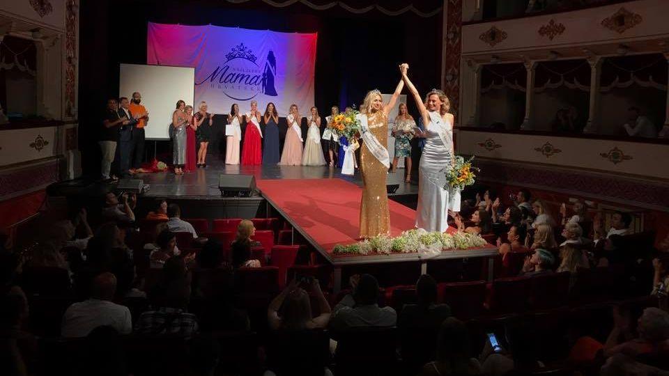 [PHOTO] Miss 'Mama' Croatia 2017 Selected at Pageant in Šibenik