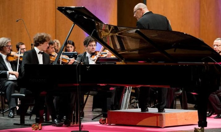 Young Croatian Pianist Ivan Krpan Wins Prestigious International Competition