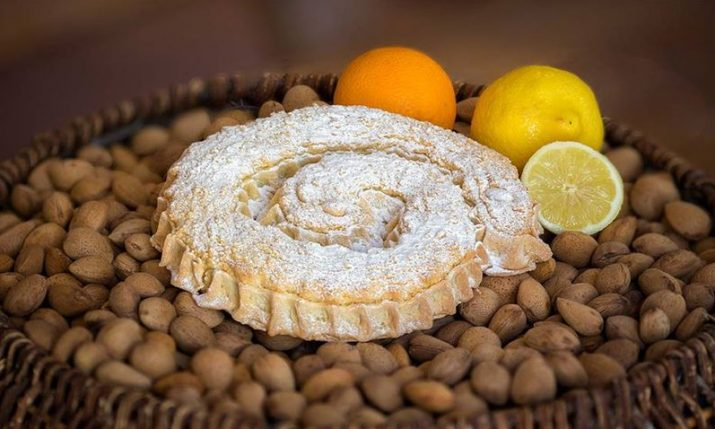 Croatian recipes: Rapska torta-Rab cake