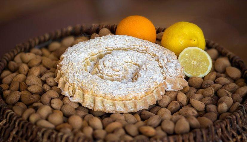Croatian recipes: Rapska torta-Rab cake