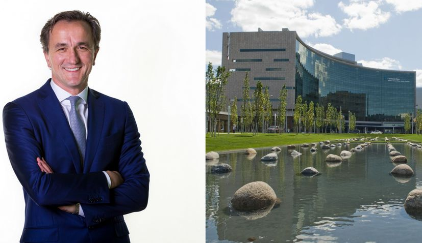 Croatian Doctor Tomislav Mihaljevic Named CEO & President of Cleveland Clinic
