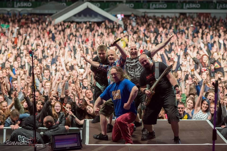 Legendary Croatian Band Hladno Pivo on Mini UK & Ireland Tour