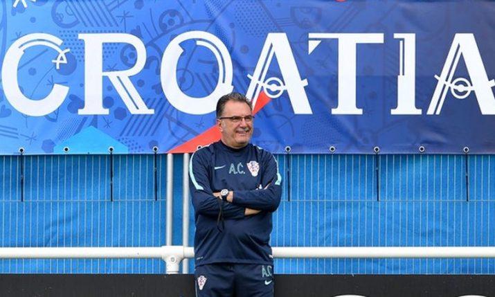 Zlatko Dalic Replaces Ante Cacic as Croatia Coach
