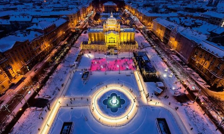 Zagreb voted No.3 Best Christmas Markets in the World for 2019