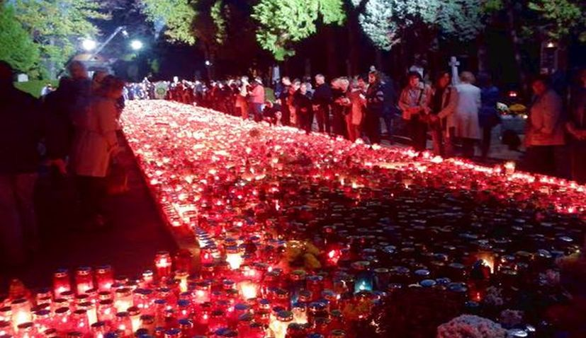 All Saints' Day Observed in Croatia