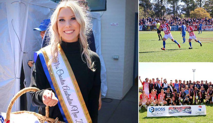 [PHOTOS] Australian & New Zealand Croatian Soccer Tournament in Canberra a Huge Success