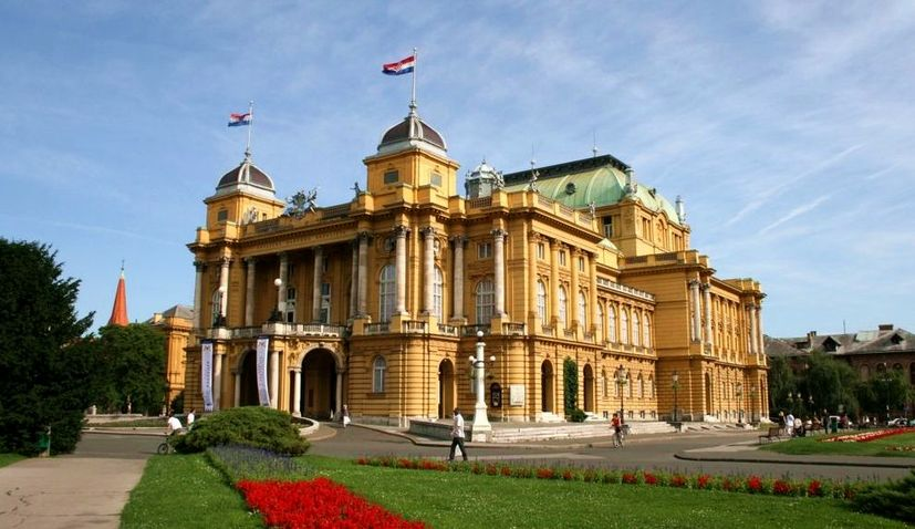 Croatian National Theatre Joins European Opera Houses in Free Live Streaming