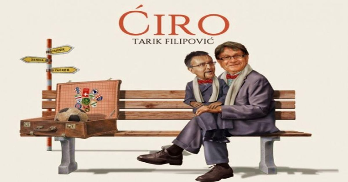 Ćiro by Tarik Filipović Playing in Australia in October