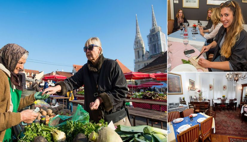 Cooking Croatia by Papica Offering an Authentic Zagreb Food Experience