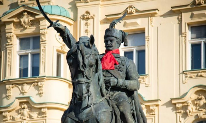 Croatian invention celebrated as World Cravat Day is marked today