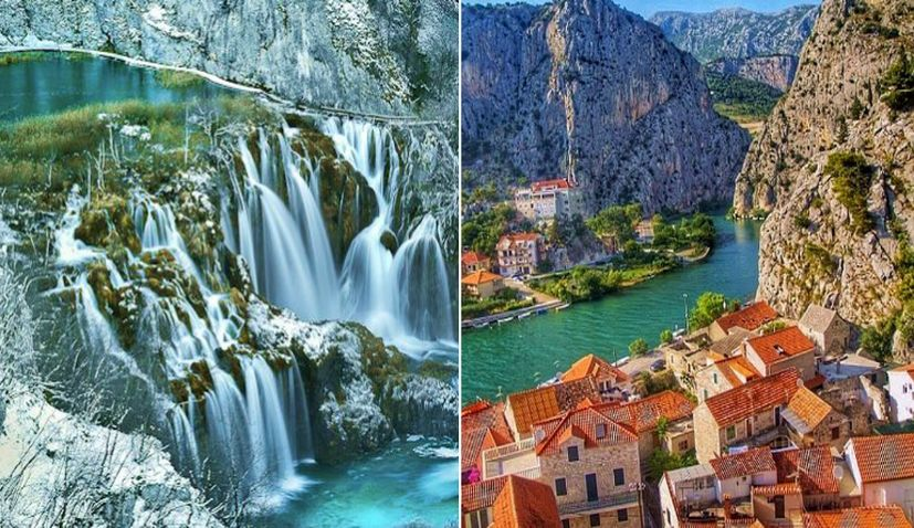 3 Croatian Locations On Most Beautiful Landscapes In